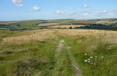 The_South_Downs_Way,_Beeding_Hill_-_geograph.org.uk_-_1053856